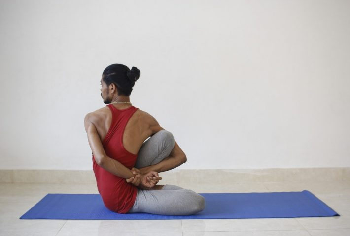 Vinyasa Yoga with Manuel